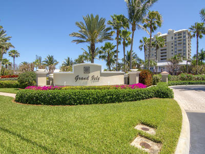Hutchinson Island Condo For Sale: 3702 Highway A1a #1003