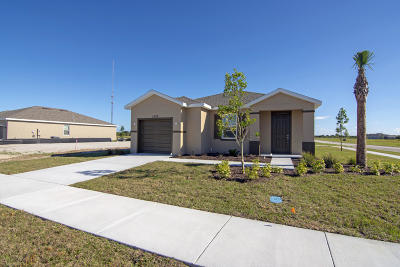 St Lucie County Single Family Home For Sale: 5523 Entertainment Way