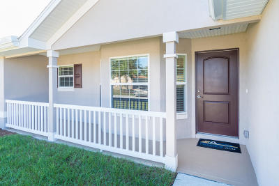Port Saint Lucie Single Family Home For Sale: 5223 NW Downy Court