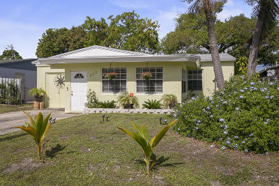 Oakland Park Single Family Home For Sale: 311 NW 51st Street