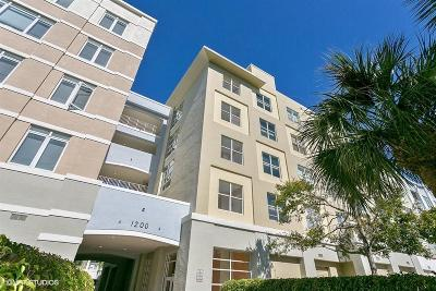 Jupiter Condo For Sale: 1200 Town Center Drive #406