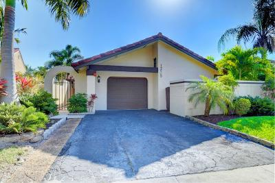 Delray Beach FL Single Family Home For Sale: $330,000