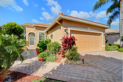 Delray Beach FL Single Family Home For Sale: $315,000
