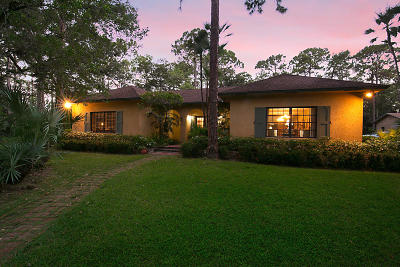 Loxahatchee Groves Single Family Home For Sale: 1453 E Road