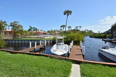 Jensen Beach Condo For Sale: 1236 NE 14th Court #7