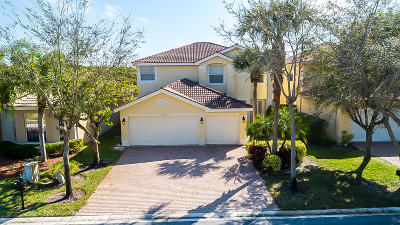 Greenacres Single Family Home For Sale: 5090 Bright Galaxy Lane