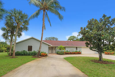 Delray Beach FL Single Family Home For Sale: $537,275