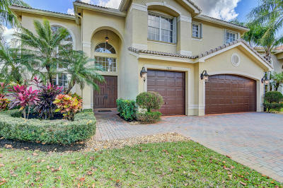Boca Raton Single Family Home For Sale: 19155 Two River Lane