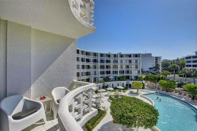 Palm Beach Condo For Sale: 2760 S Ocean Boulevard #310