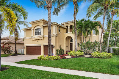 Royal Palm Beach FL Single Family Home For Sale: $580,000