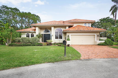 Tamarac FL Single Family Home For Sale: $540,000