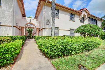 Boynton Beach FL Condo For Sale: $192,500