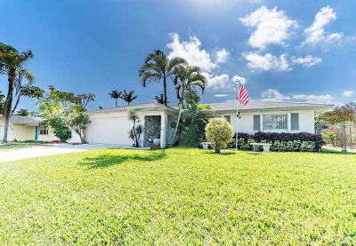 Broward County, Palm Beach County Single Family Home For Sale: 2019 7th Court S