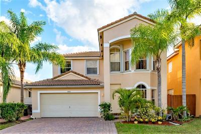 Delray Beach FL Single Family Home For Sale: $395,000