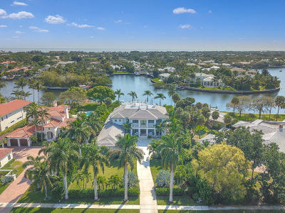 North Palm Beach FL Single Family Home For Sale: $4,800,000