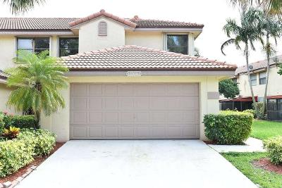 Broward County, Palm Beach County Single Family Home For Sale: 12204 Sag Harbor Court #1
