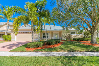 Martin County Single Family Home Contingent: 914 SW Lighthouse Drive