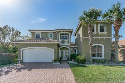 Lake Worth, Lakeworth Single Family Home For Sale: 6827 Houlton Circle