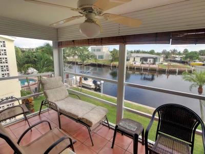 Pompano Beach Condo For Sale: 1100 Pine Drive #208