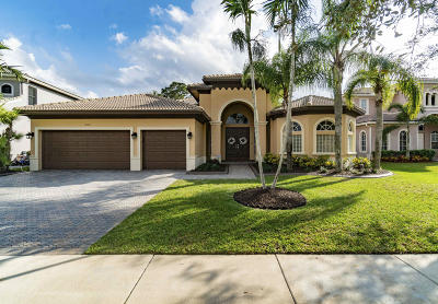 Lake Worth, Lakeworth Single Family Home For Sale: 5070 Forest Dale Drive