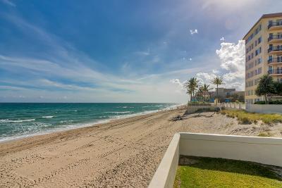 Palm Beach Rental For Rent: 3460 S Ocean Boulevard #312