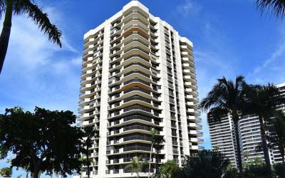 North Palm Beach Condo For Sale: 108 Lakeshore Drive #839