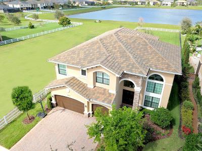 Boynton Beach Single Family Home For Sale: 9415 Equus Circle
