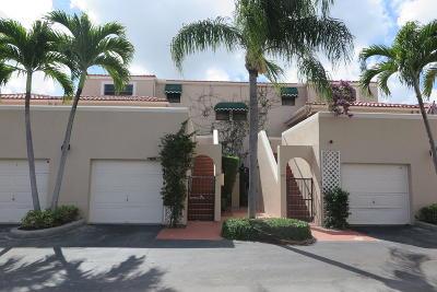 Boca Raton Condo For Sale: 6638 Villa Sonrisa Drive #611
