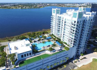 West Palm Beach Condo For Sale: 300 S Australian Avenue #122