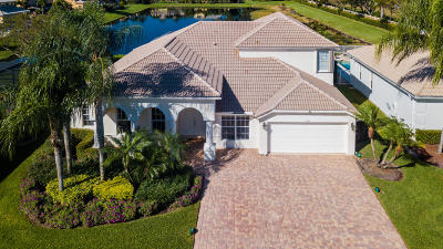 Delray Beach Single Family Home Contingent: 7209 Serrano Terrace