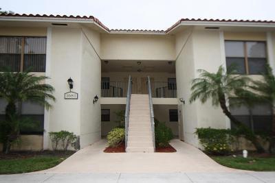 West Palm Beach Condo For Sale: 1681 Balfour Point Drive #C