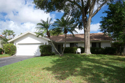Boca Raton Single Family Home For Sale: 2403 NW 30th Road NW