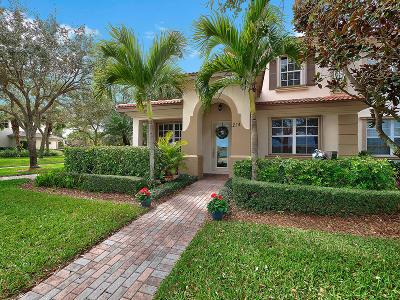 Palm Beach Gardens Townhouse For Sale: 219 Evergrene Parkway #20c