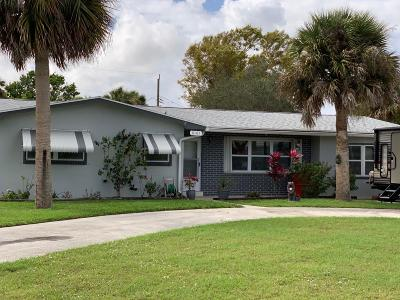 Fort Pierce Single Family Home For Sale: 8101 Penny Lane