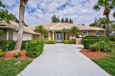 Palm Beach Gardens Single Family Home For Sale: 203 Thornton Drive