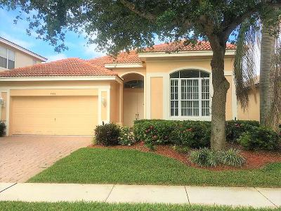 Delray Beach Single Family Home For Auction: 7856 Monarch Court
