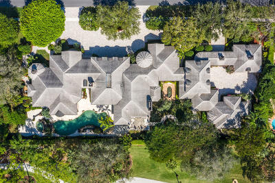 Delray Beach Single Family Home For Sale: 4330 Live Oak Boulevard