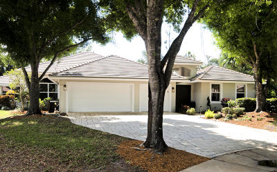 Delray Beach Single Family Home For Sale: 2934 Needham Court