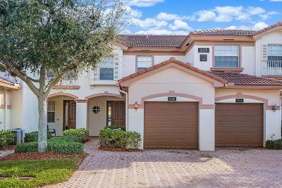 Delray Beach Townhouse Contingent: 16129 Poppy Seed Circle #1603