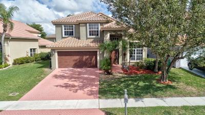 Boca Raton Single Family Home For Sale: 10876 La Salinas Circle