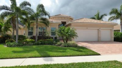 Boynton Beach Single Family Home For Sale: 12114 Glacier Bay Drive