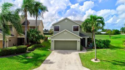 Boynton Beach Single Family Home For Sale: 5819 Northpointe Lane Lane