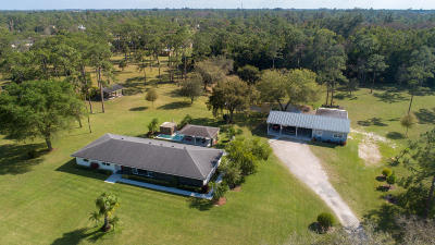 Loxahatchee Groves Single Family Home For Sale: 13290 Bryan Road
