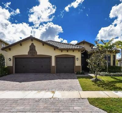 Parkland Single Family Home For Sale: 10360 Peninsula Place