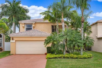 Lake Worth Single Family Home For Sale: 7498 Ridgefield Lane