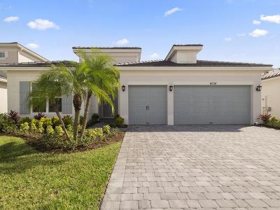 Lake Worth, Lakeworth Single Family Home For Sale: 4034 Anniston Drive