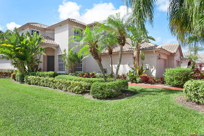 Palm Beach Gardens Single Family Home For Sale: 932 Augusta Pointe Drive