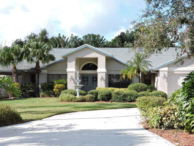 Port Saint Lucie Single Family Home For Sale: 551 SE Norsemen Drive