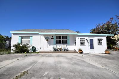 Delray Beach Single Family Home For Sale: 313 Gulfstream Drive