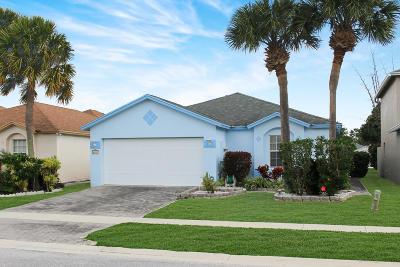West Palm Beach Single Family Home For Sale: 6109 Azalea Circle